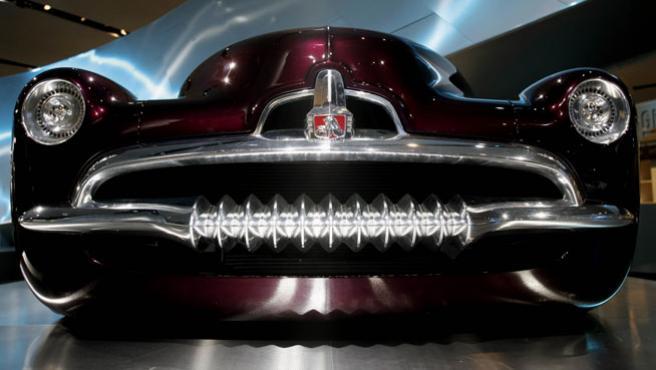 El Holden Efijy, con sus líneas clásicas.
