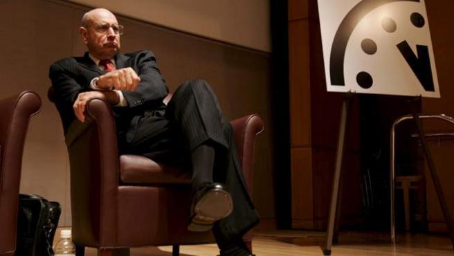 El ex embajador de la ONU, Thomas Pickering. (EFE)