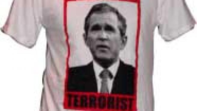Un alumno fue expulsado de un instituto de Michigan por llevar esta camiseta. (Internationalterrorist.com)