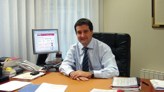 David Cierco, director general para el Desarrollo de la Sociedad de la Información.