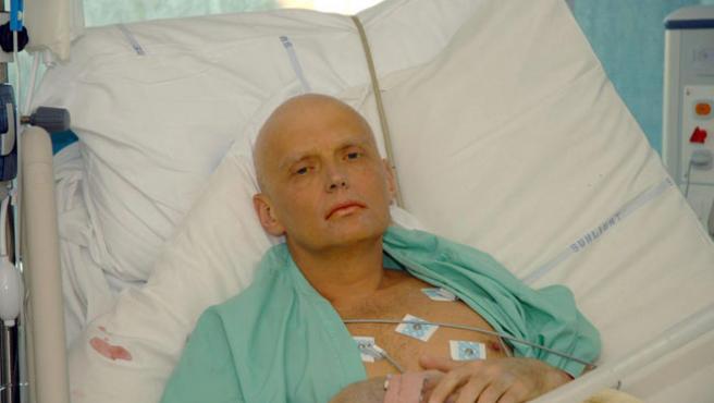 Litvinenko. (ARCHIVO)