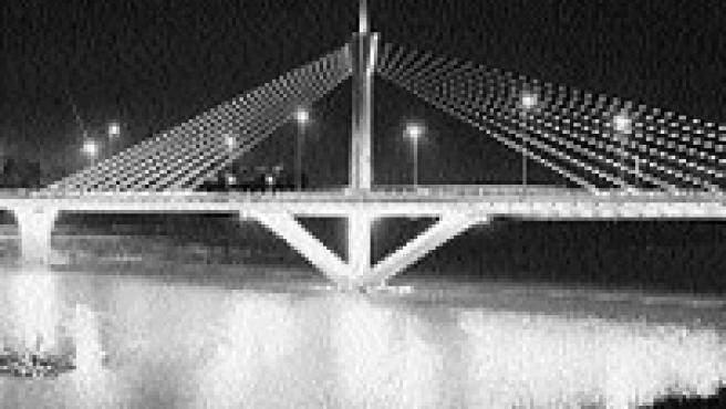 El Puente de Andalucía fue objeto de robo. (ROLDÁN SERRANO)