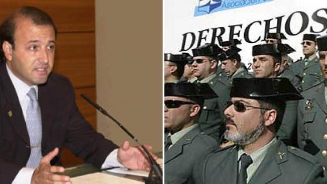 Serán 90 días los que Joan Mesquida suspende a los dos dirigentes de la asociación convocante de la manifestación.