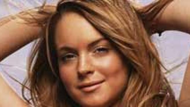 Lindsay Lohan. (ARCHIVO)