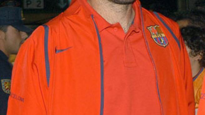 Oleguer, en una foto de archivo.