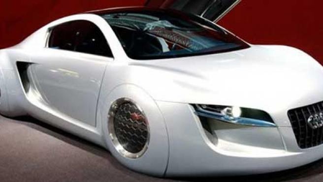 Este vehículo fue diseñado para aparecer en la película 'Yo, robot'.