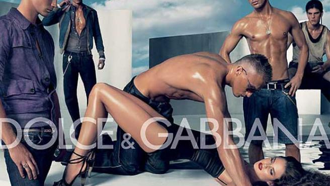 Imagen del anuncio de Dolce&Gabbana