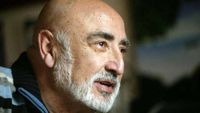 El cantautor Peret(Hugo Fernández).