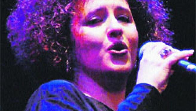 La cantante Celia Mur es un estandarte del nuevo jazz.