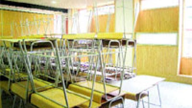 Adiós a las aulas. Las clases presenciales se sustituyen por tutorías grabadas o videoconferencias. (Archivo)