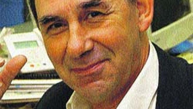 Joaquín Carbonell presenta su última novela juvenil.