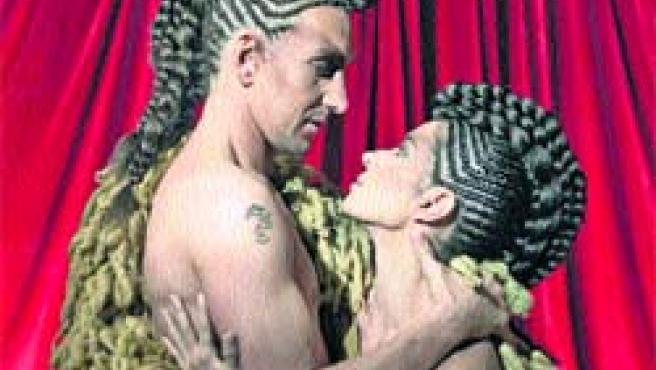 Julio Bocca y Cecilia Figaredo protagonizan Adiós, hermano cruel.