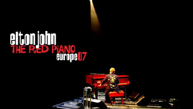 Elton John iniciará su The red piano 07 tour en Sevilla en Mayo.