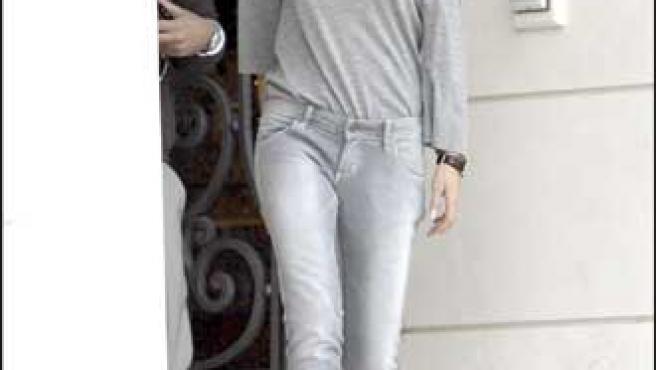 Victoria Beckham durante su última estancia en Los Angeles
