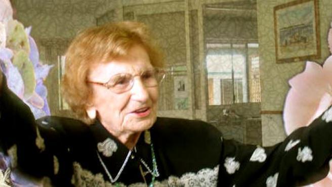 Olive Riley, la abuela bloguera de 107 años.