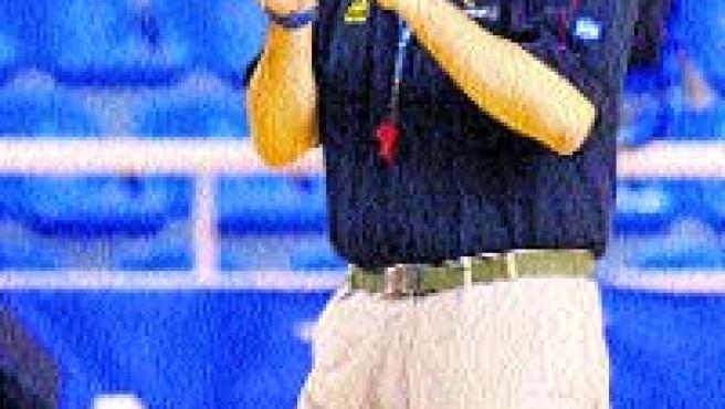 Moncho López, nuevo entrenador del Caja San Fernando. (EFE)