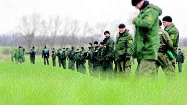 Policía alemana. (Efe).