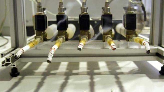 Científicos de la Universidad de Alicante han patentado este catalizador (MORELL / EFE)