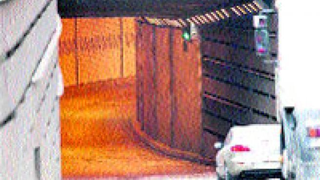 El túnel de A Cañiza.