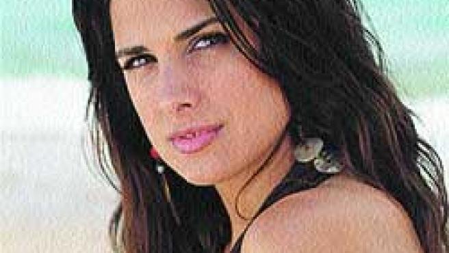 La intérprete Nuria Fergó.