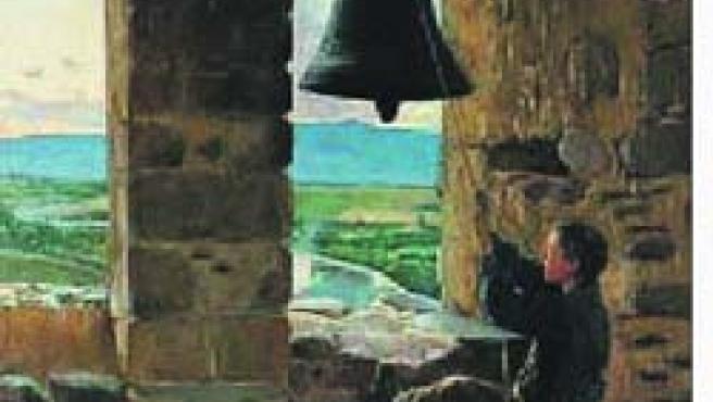 Los lienzos del pintor modernista Santiago Rusiñol.