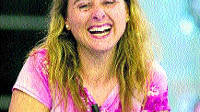 Nuria Yáñez, más conocida como Fresita. (Archivo)