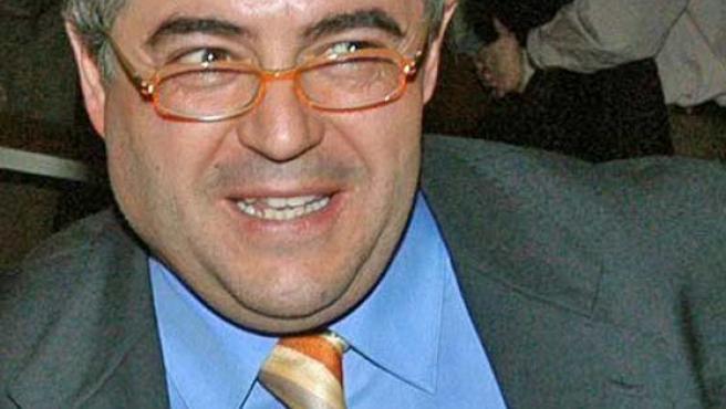 Fotografía de archivo tomada en 2006 del concejal de Urbanismo del municipio de Alhendín, Manuel Fernández. (EFE)