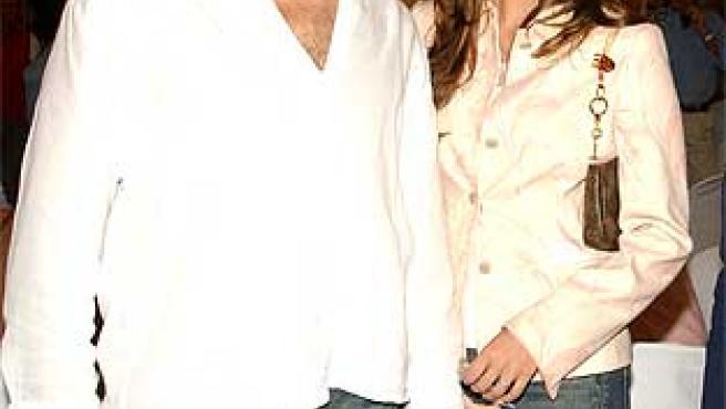 Luis Alfonso y su esposa, Margarita Vargas ©Korpa