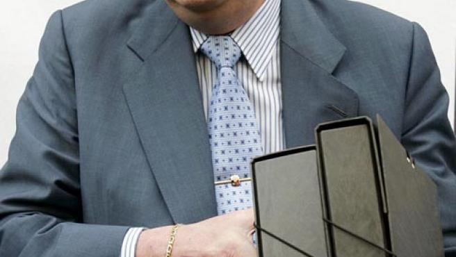 José Luis Gamarra, presidente de Anesvad, es además cónsul de Filipinas en Bilbao.