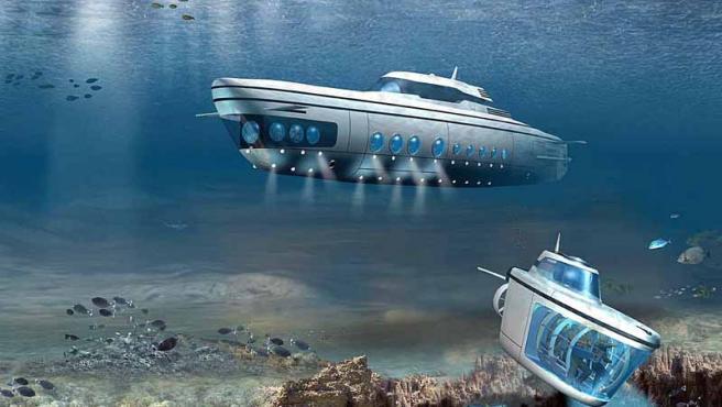 Su capacidad de inmersión alcanza 460 horas. Es el submarino más caro de la historia.