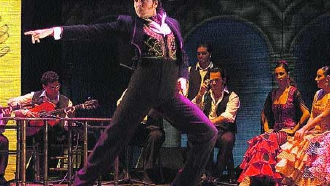 El Pipa presenta hoy en Murcia su espectáculo De Tablao.