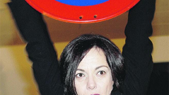 Una dona marcada per les lluites quotidianes centra la nova comèdia agredolça del TNC. (David Ruano)