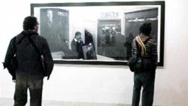 120 fotografías de artistas chinos . D. AGUILAR / EFE