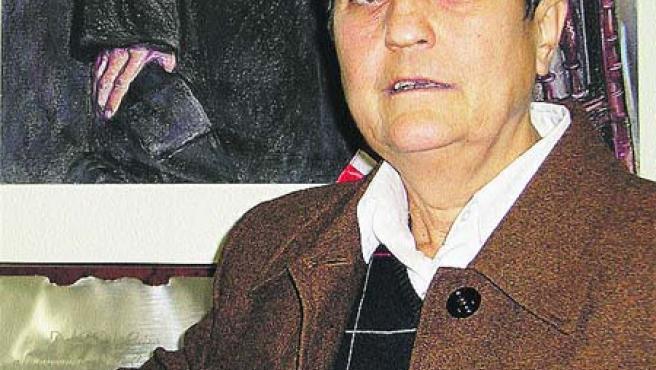 BIO.- Es la presidenta de Clara Campoamor desde su fundación, hace 24 años. Fue maestra castigada en el franquismo. Ahora se plantea dejar el cargo.