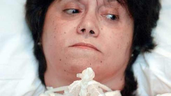 Inmaculada Echevarría (ARCHIVO)