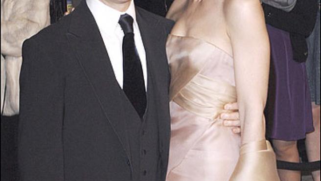 Tom Cruise y Katie Holmes ©KORPA