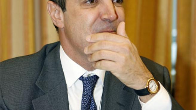 "Luis Fernández auspicia un futuro ""prometedor"" a RTVE (Foto: Efe)"