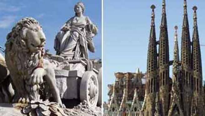 Madrid y Barcelona, en la lista de las ciudades más ricas del mundo.