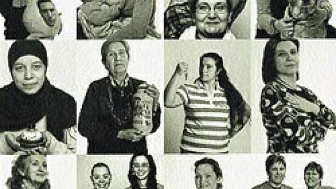 Imágenes de mujeres orgullosas.