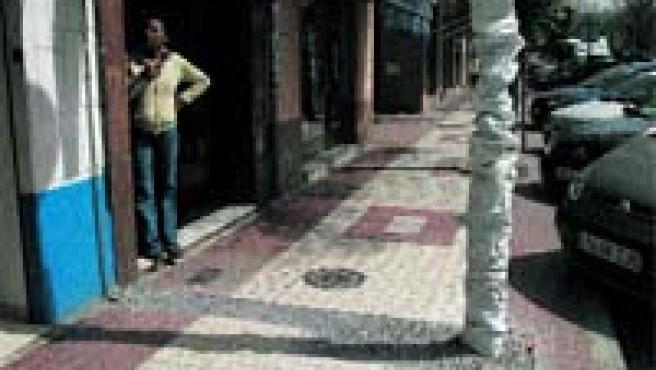 El Ayuntamiento ha instalado farolas nuevas en la calle Don Bosco (Torres).