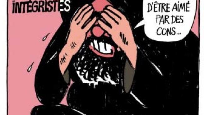 Una de las viñetas por las que se dicta sentencia.