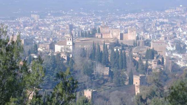 Alhambra de Granada. (Juanjo Martín / Efe)