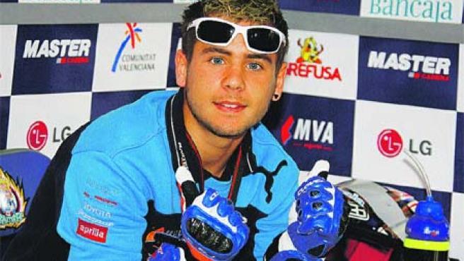 (21-11-1985) Nacido en Talavera de la Reina (Toledo). (Aspar Team)