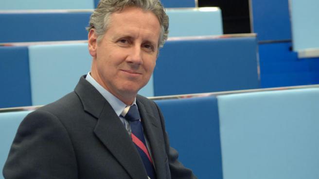 Lorenzo Milá, presentador de informativos y moderador del nuevo espacio.(Rtve)