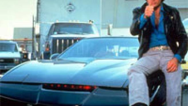 Kitt, 'el coche fantástico'