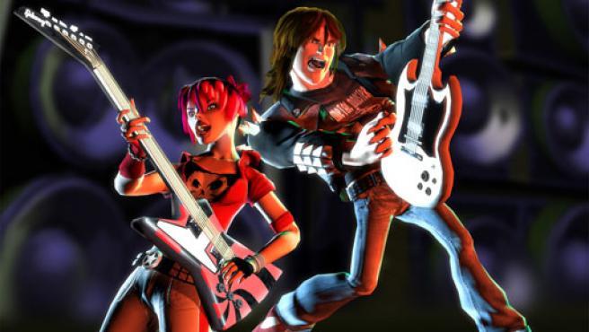Guitar Hero II.