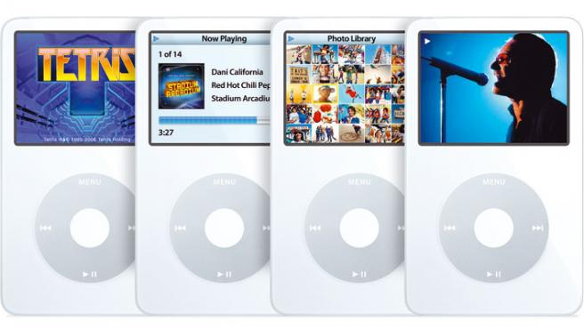 Ya hay más de 100 millones de iPod en todo el mundo.
