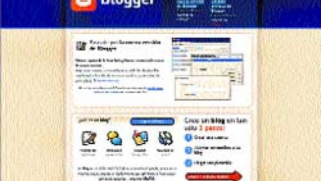 Blogger, una de las opciones más sencillas para crear un blog.(Archivo)