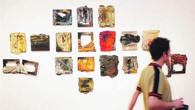 La Diputación hace un recorrido por la obra de la última década del pintor madrileño Francisco Cruz de Castro.