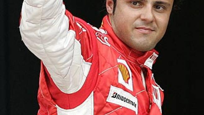 El brasileño Felipe Massa, de Ferrari (Reuters).